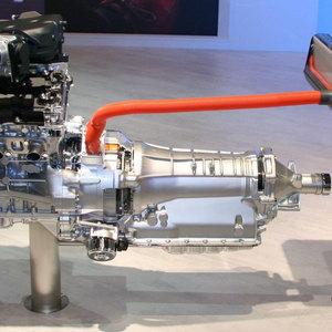 Powertrain propulsion