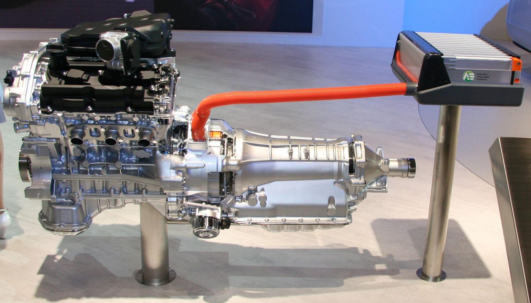Powertrain & propulsion image