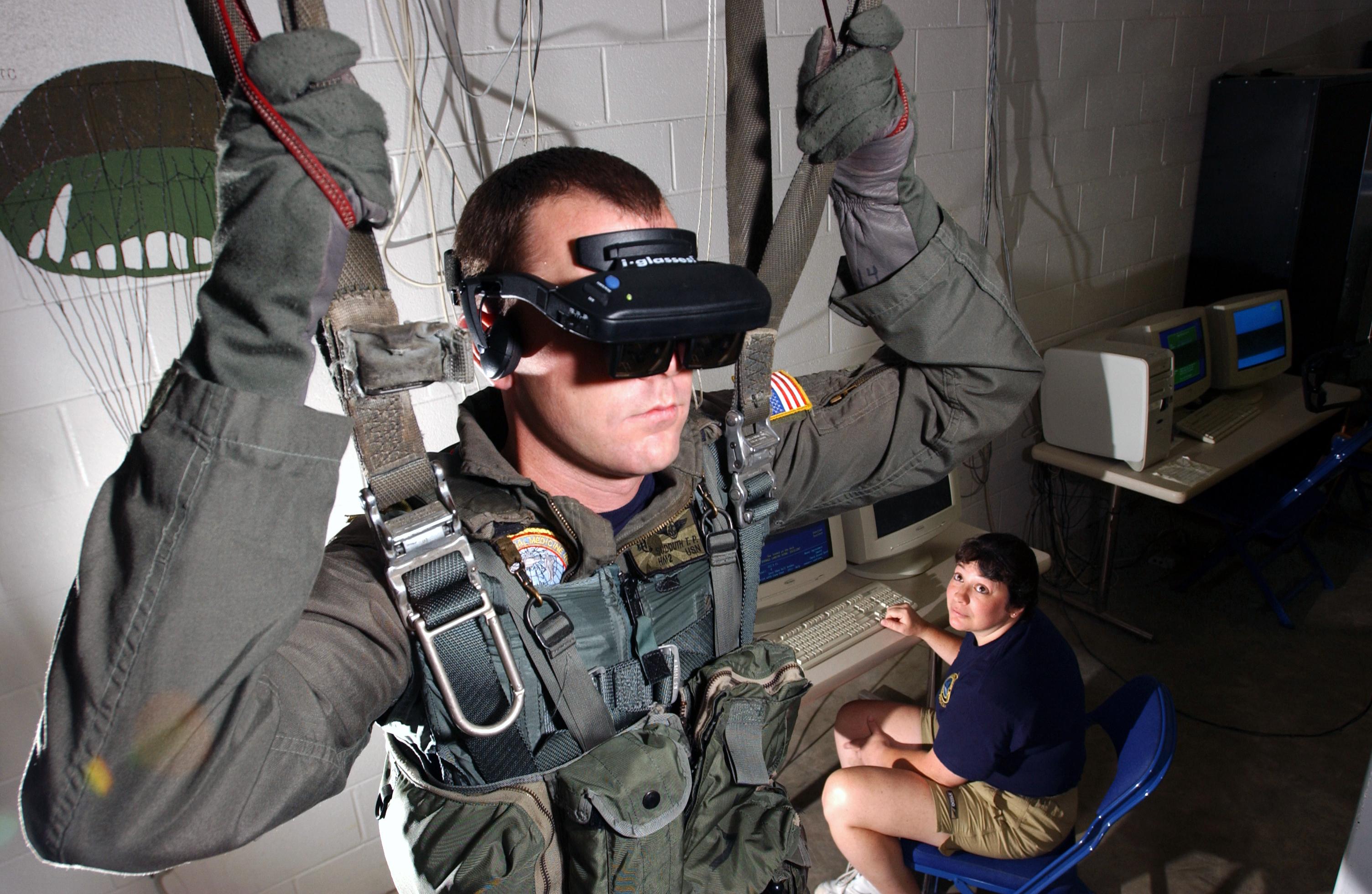 Réalité virtuelle & augmentée image